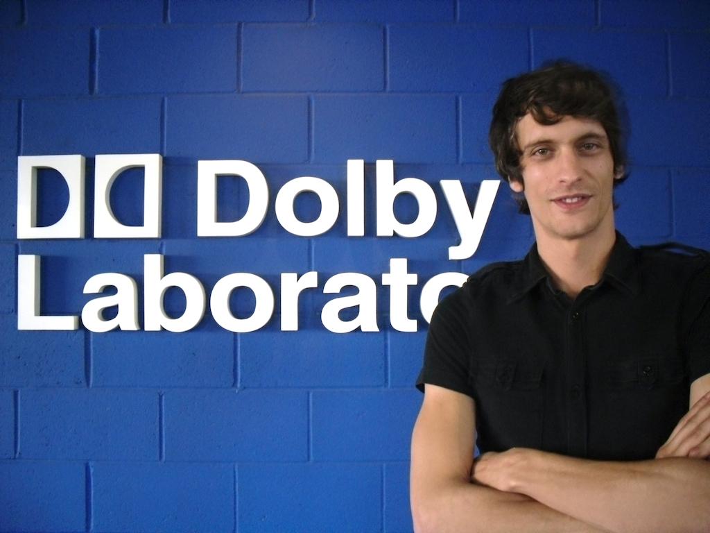 ATANAS VALKOV @ DOLBY LA