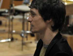 Atanas Valkov Scoring Session at Babelsberg studios