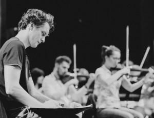 Atanas Valkov rehearsal at FMF 2017